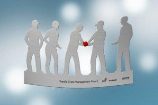 EXCHAiNGE - Award Night: Preisverleihung Supply Chain Management Award 2018
