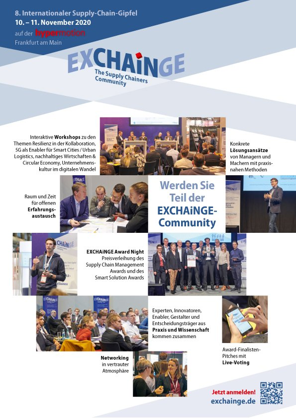 EXCHAiNGE - The Supply Chainers' Community